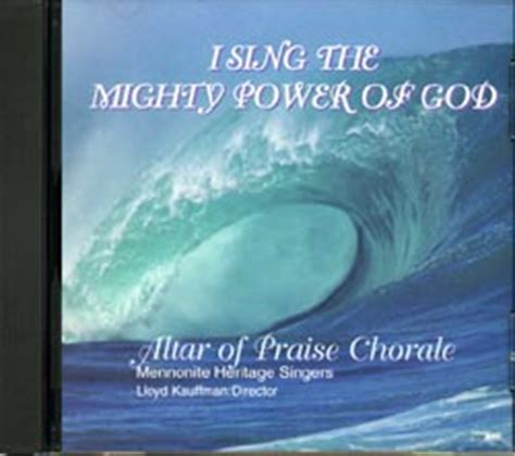altar  praise  sing  mighty power  god