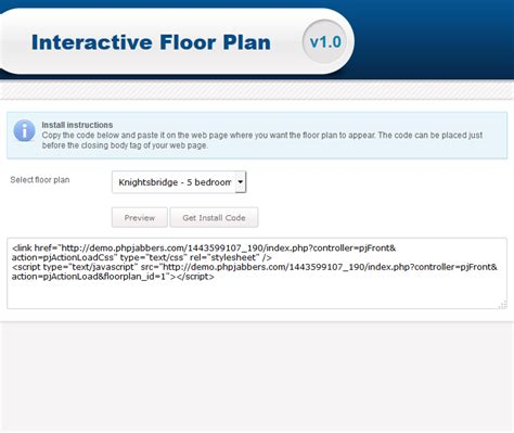 Hp On Floor Plan interactive floor plan software features