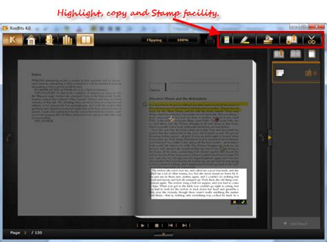 Multi Format Ebook Reader Software | free ebook reader supports multiple formats koobits