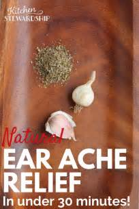 Good Kitchen Faucet Natural Home Remedy To Heal An Earache