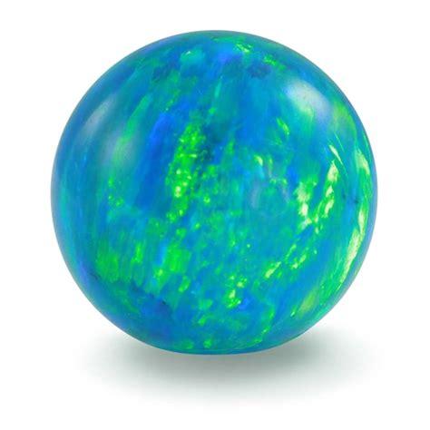Blue Green Opal