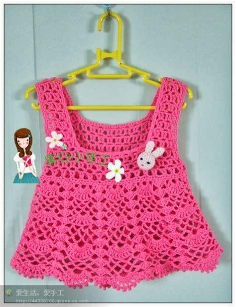 vestido nina patrones vestidos de ni 241 a tejidos a crochet patrones tejidos
