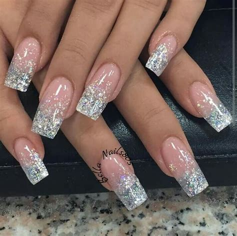 ombre design best 25 glitter ombre nails ideas on nails
