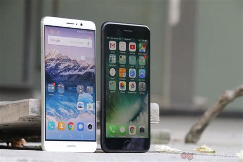 9 iphone plus shootout huawei mate 9 vs iphone 7 plus lowyat net
