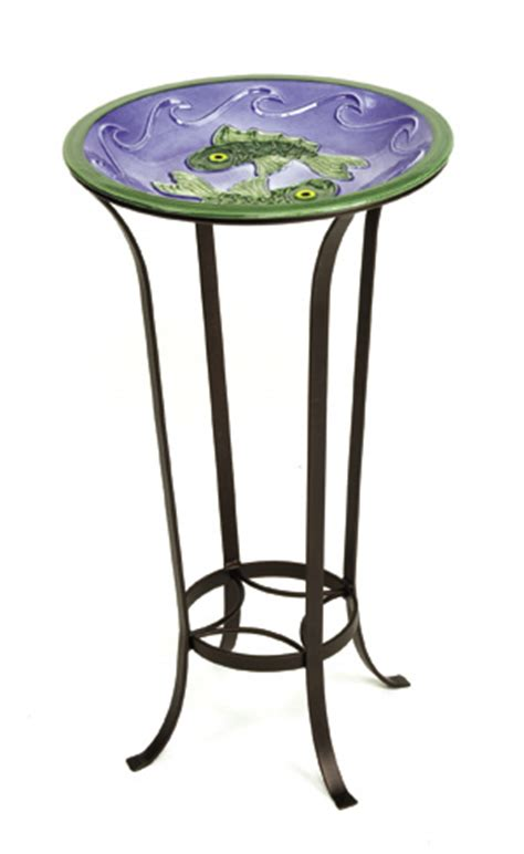 bird bath stands pedestals stakes and brackets for