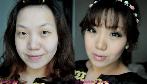 tutorial make up korea before after pinkbuble in da house new zealand beauty and lifestyle blog