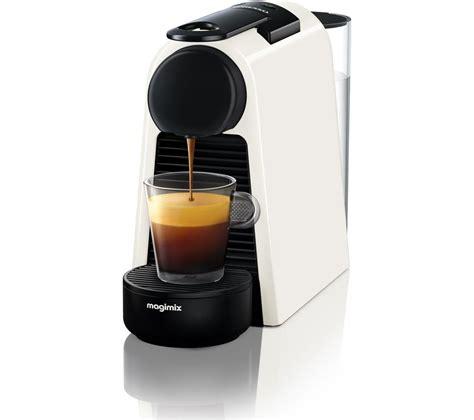 nespresso coffee buy nespresso by magimix essenza mini coffee machine