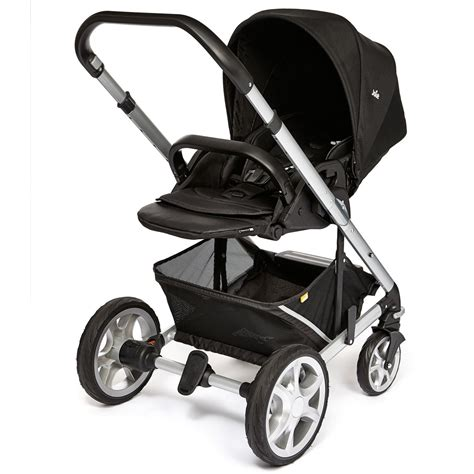 Nursery All About Me Form by Joie Chrome Plus Pushchair Black Carbon Kiddicare Com