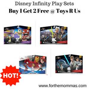disney infinity play sets toys r us buy 1 get 2 free all disney infinity play sets