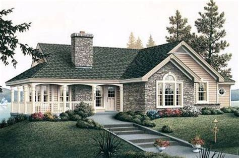 Traditional House Plans With Porches by Best 25 One Story Homes Ideas On House Plans