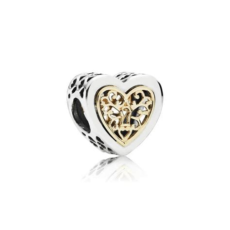 pandora cadenas de l amour charm cadenas de l amour ajour 233 pandora charms et perles