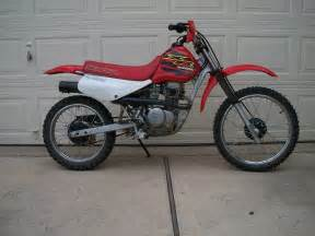 Honda 100 Dirt Bike 2000 Honda Xr100r Dirt Bike