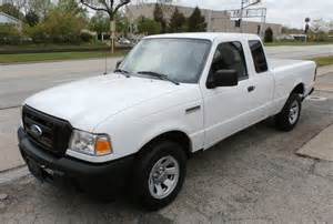 2008 ford ranger xl cab truck one owner