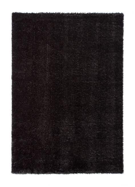 tappeto a pelo lungo tappeto a pelo lungo zaffiro nero trendcarpet it