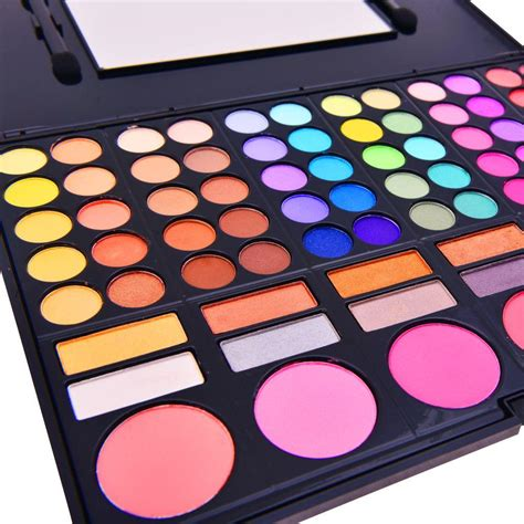 Palettes For Peta by Shany Professional Makeup Kit 78 Color Ca