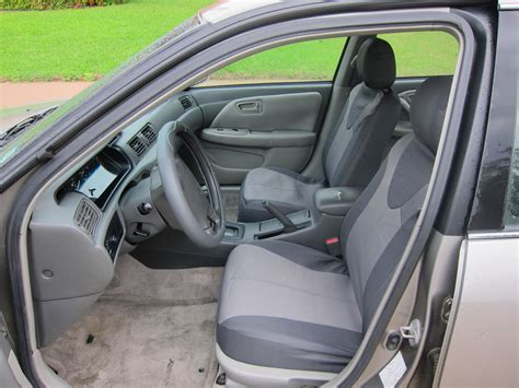 2000 Toyota Camry Interior 2000 Toyota Camry Pictures Cargurus