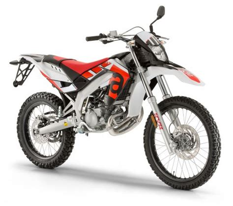 Enduro Motorrad 50ccm by Rx 50 Aprilia