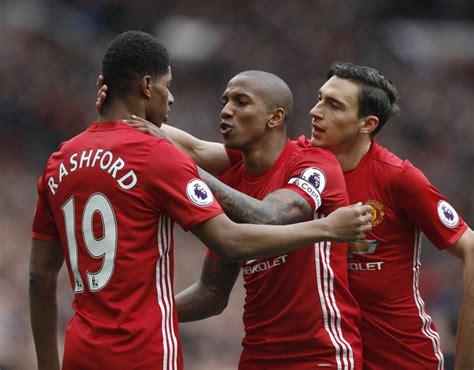 Manchester United Corinthian Prostars Winners 16 Player manchester united player ratings against chelsea sport galleries pics express co uk