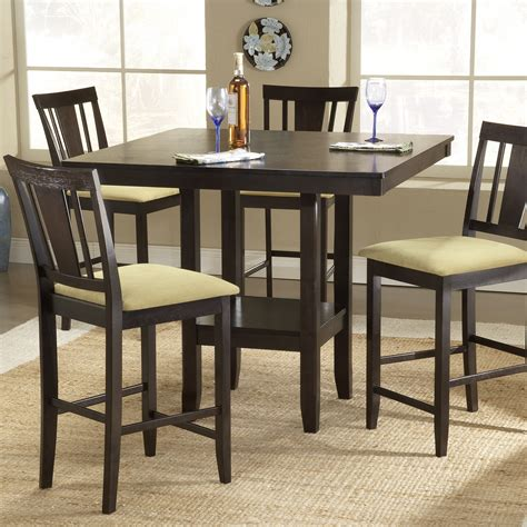 hillsdale arcadia counter height dining table reviews