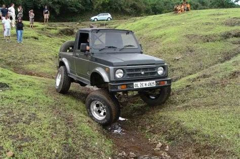 modified maruti king 5 tastefully modified maruti suzuki suvs