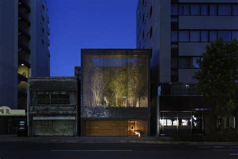 casa de vidrio optico de hiroshi nakamuraarquitectura