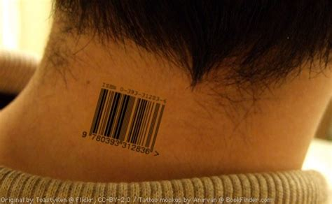 the barcode tattoo download barcode tattoos and designs page 47