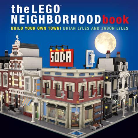 world building guide workbook books lego neighborhood book no starch press