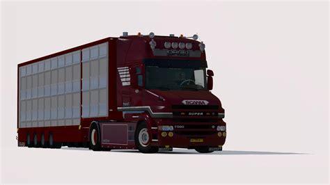 drge skin  mod trailers  ets euro truck simulator  mods