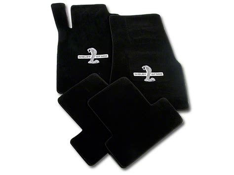 Shelby Gt500 Floor Mats lloyd black shelby mustang gt500 snake floor mats 111951 11 12 all free shipping
