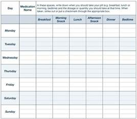 Medication Chart Template Free by 1000 Images About Callum Organization On