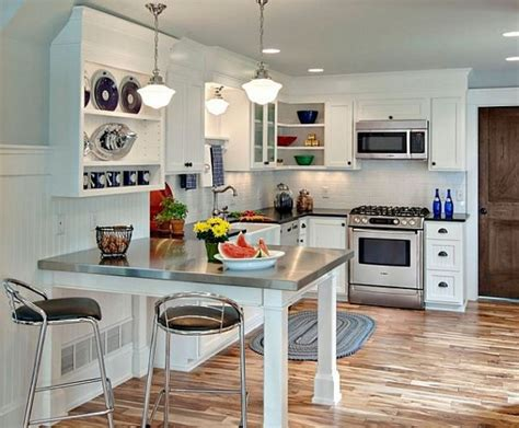 small kitchen and dining design   Kitchen and Decor
