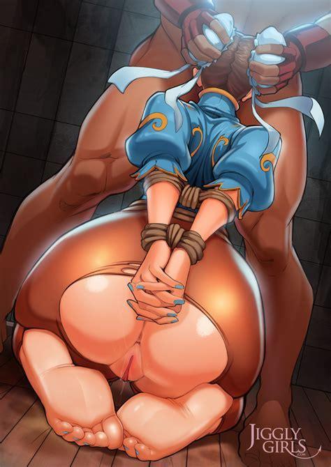 Chun Li Reiq Street Fighter