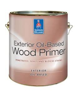 exterior oil based wood primer homeowners sherwin williams