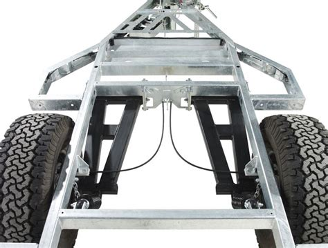 less pattern exles off road trailer suspension new independant coil