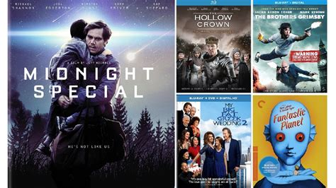 best new dvd releases of information top 10 dvd releases 2016