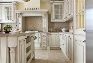White kitchen cabinets with chocolate glaze home design ideas