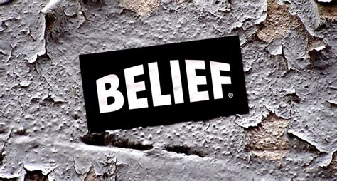 belief right from the