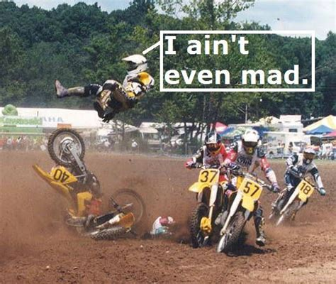 Bike Crash Meme - 233 best images about motocross on pinterest motocross