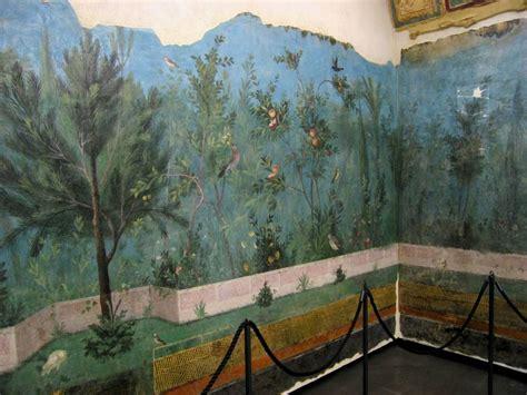 inspiration  decorative wall paintings  casa  livia