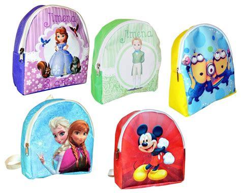 imagenes personalizadas 50 mochilas personalizadas dulceros recuerdos cumplea 241 os