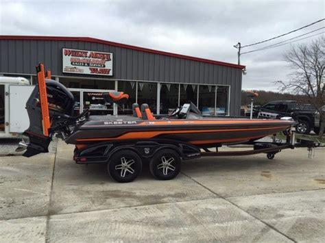 bowfishing boats for sale in western ky 2016 skeeter fx21 le orange wieda s marine fishing