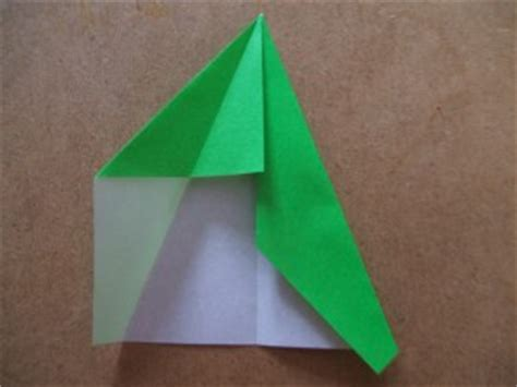 simple origami christmas trees the craft fantastic