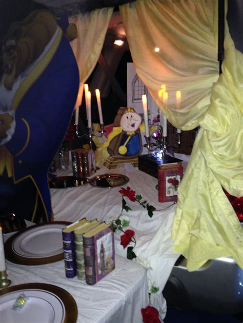 halloween themes for church trunk or treat beauty and the beast theme halloween