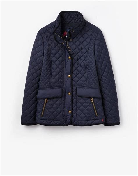 Joules Womens Quilted Jacket by Joules Newdale Moredale Womens Classic Quilted Jacket