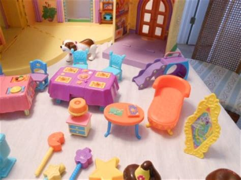 talking doll house dora the explorer talking playhouse dollhouse with 40 accessories ebay