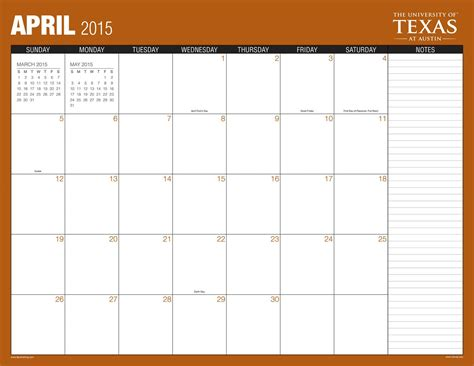 Desk Calendar 2015 by Desk Calendar New Calendar Template Site