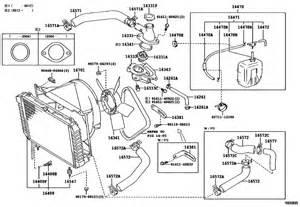 Toyota Liteace Radiator Radiator Water Outlet Oem Toyota Liteace