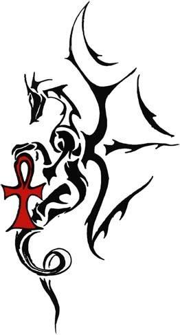 Oberarm Drache 4115 by Oberarm Drache Artmanns Und Piercing Studio