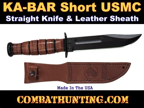 ka bar usmc fighting knife 3265rc 1250 shorty ka bar usmc fighting knife ka bar knives