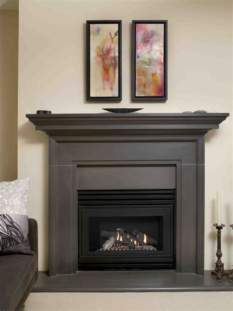 Houzz Fireplace Surrounds by Fireplace Surrounds By Solus Decor Inc
